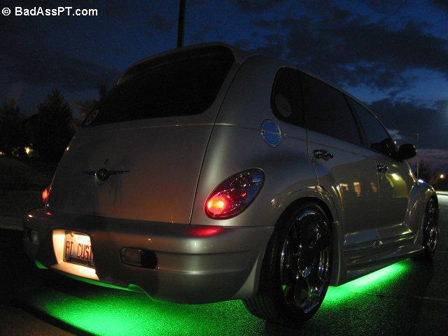 Rear Underbody Neon