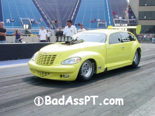 PT Drag Racer