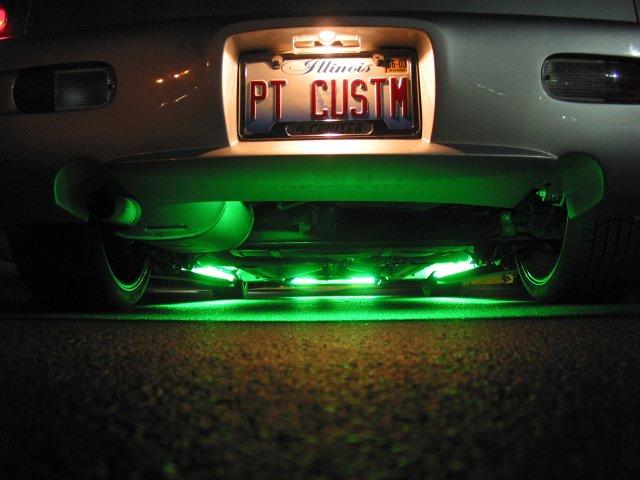 Neon Underbody
