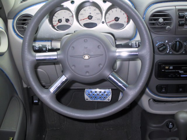 Steering Wheel Caps