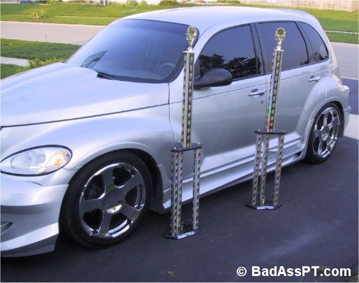 2 trophies